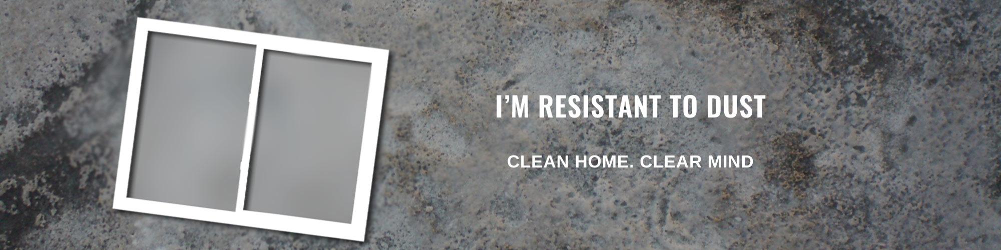 dust-resistance