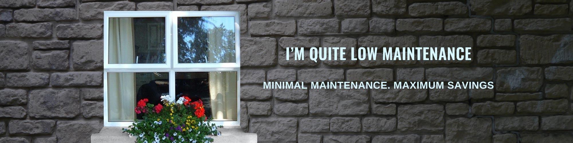 minimal-maintanance