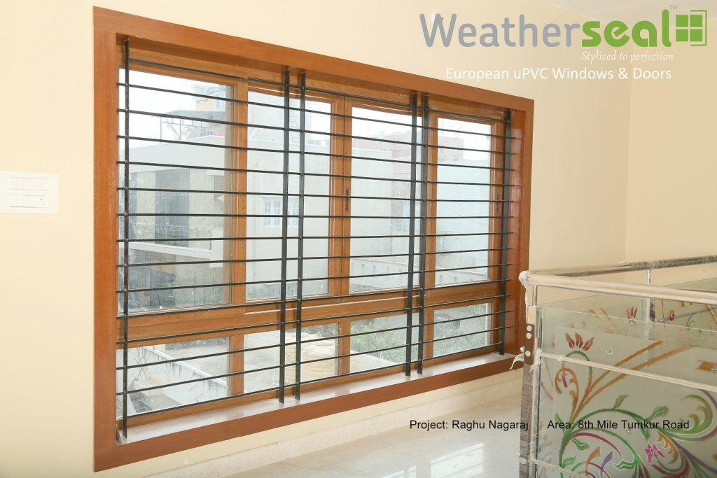 satisfaction Using uPVC windows