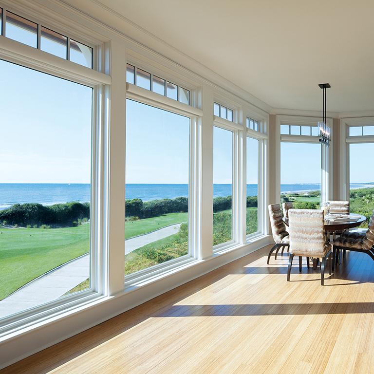 Different Types of uPVC windows