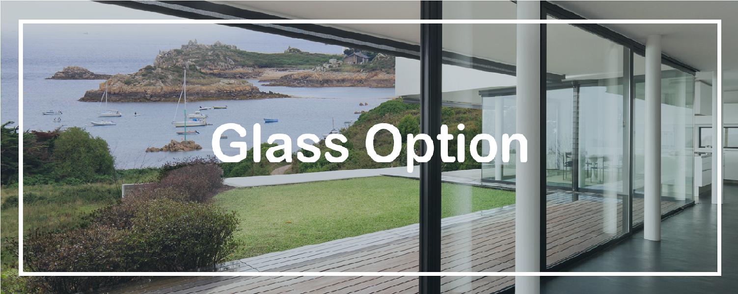 Glass Options For uPVC Windows