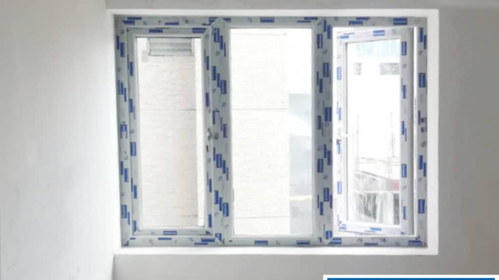 upvc windows Goa for sound insulation