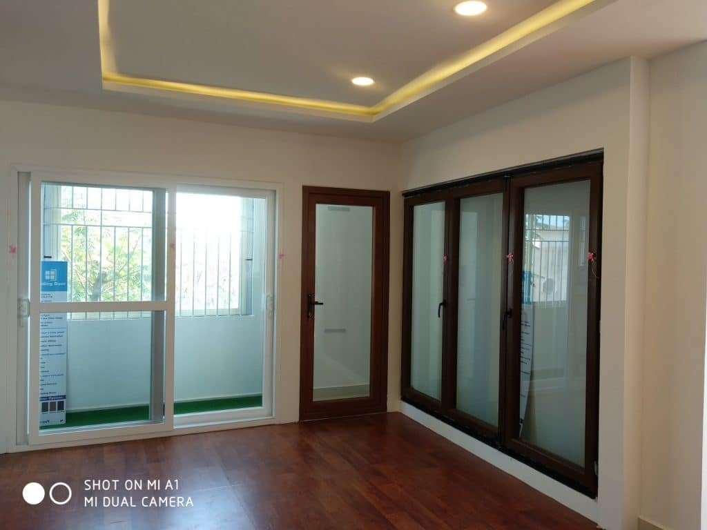 uPVC windows and doors manufacturers Shivamogga