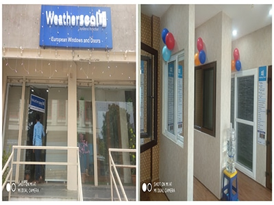 uPVC windows store warangal