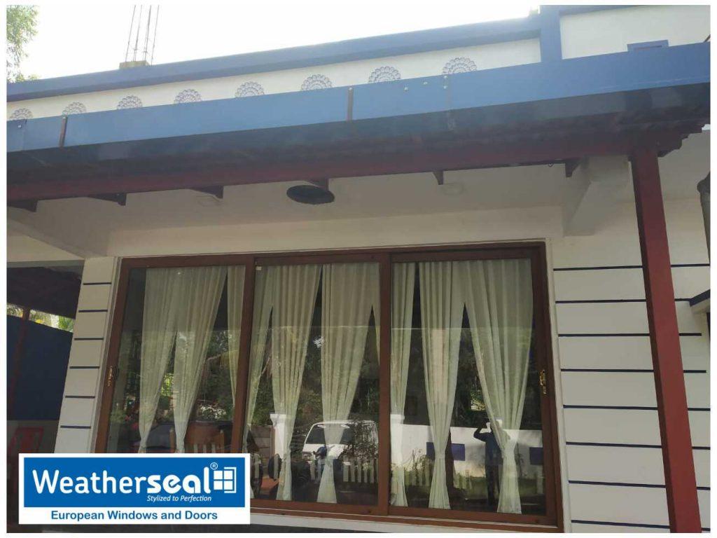 laminated uPVC windows Bangalore