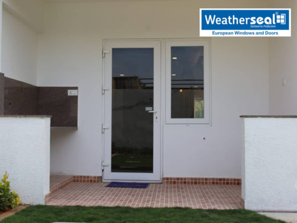 uPVC Windows for Kochi Climate