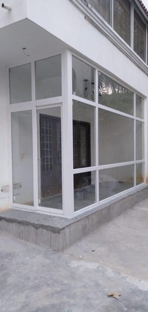 green upvc windows Gujarat