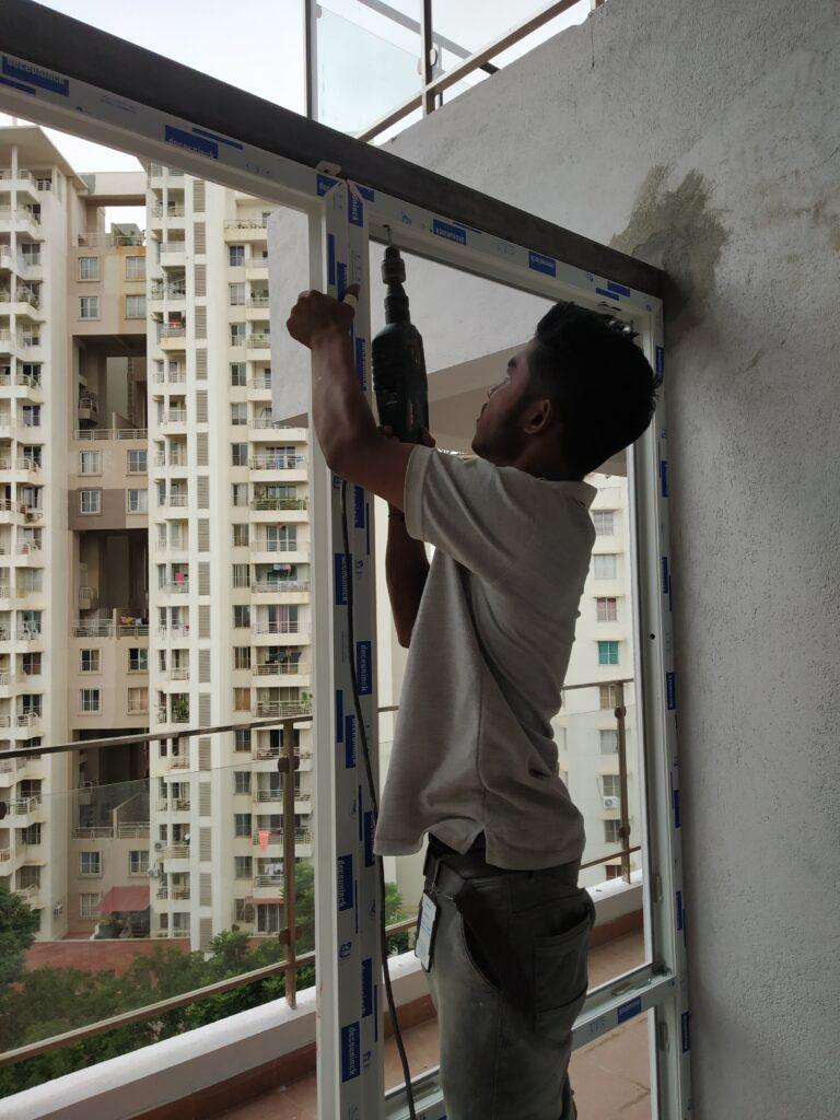 uPVC windows Palanpur
