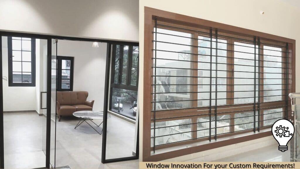 uPVC Windows Bangalore - SUPERIOR & PREMIUM WINDOWS