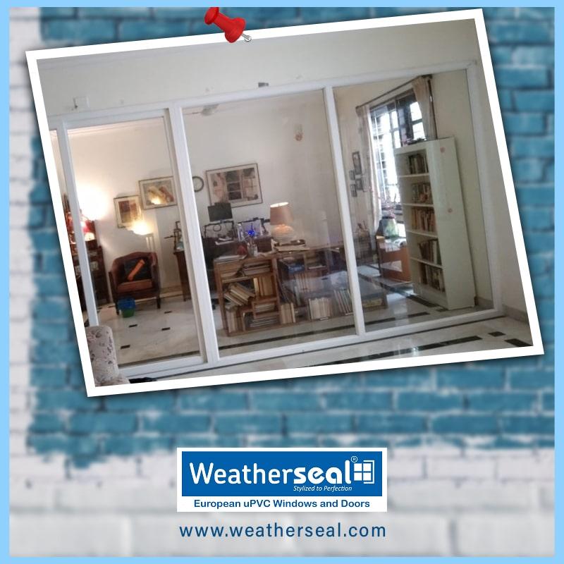 upvc soundproof windows Kochi